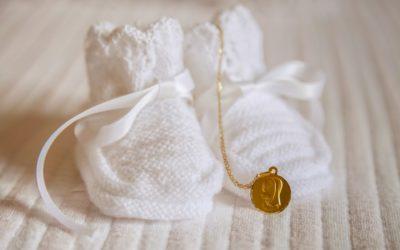 Quelles effigies choisir pour une médaille de baptême ?
